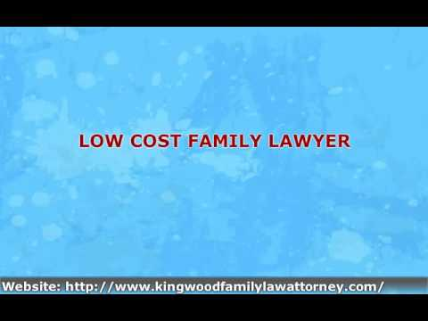 Lawyers Houston specialising in family law