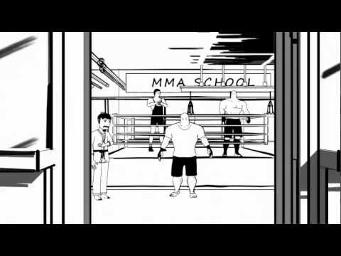 mixed martial arts classes watch video