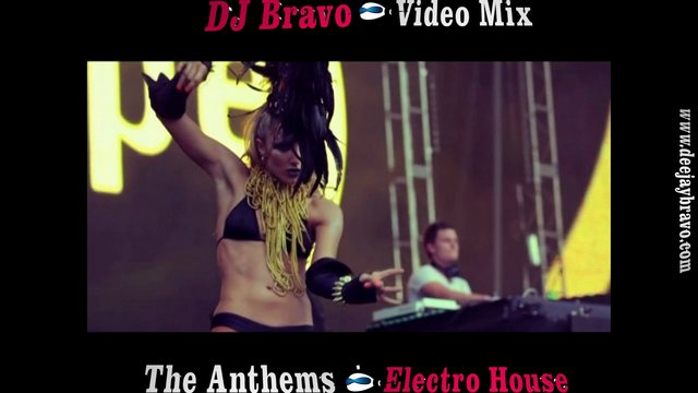 NYC DJ popular for Electro House video Mix